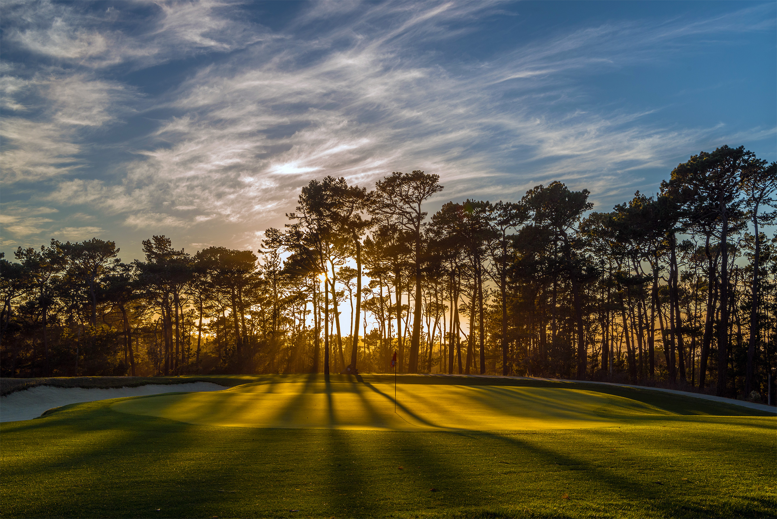 golf in pebble beach at poppy hills golf course